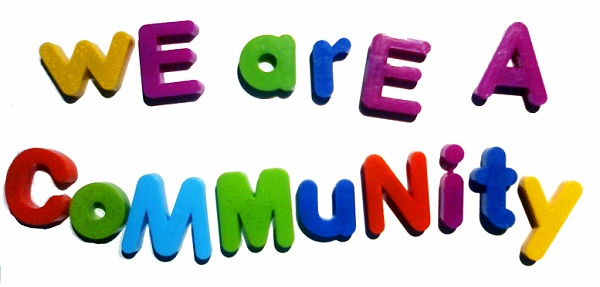We-are-a-community